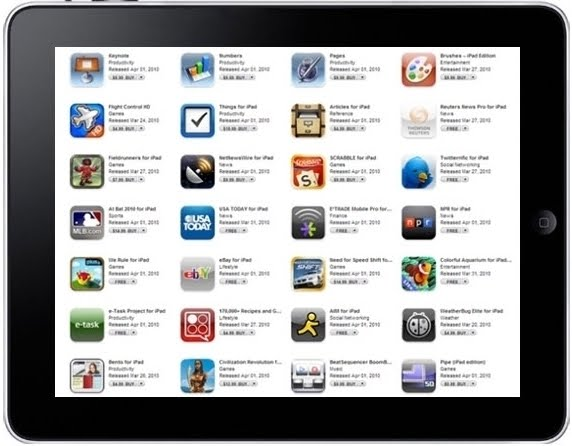 best apps for ipad free