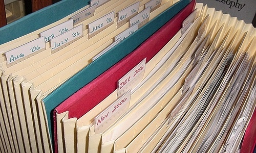 A Good Filing System Is Imperative In Every Business My