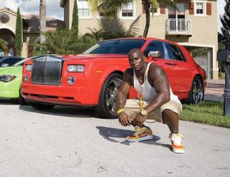 NFL-Cars-Thomas-Jones