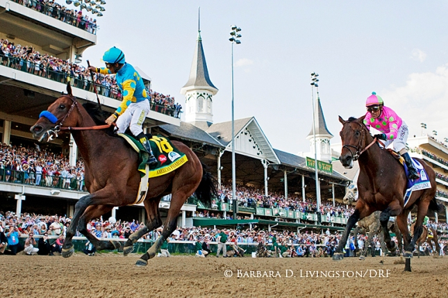 American-Pharoah-Derby-Barbara-Livingston