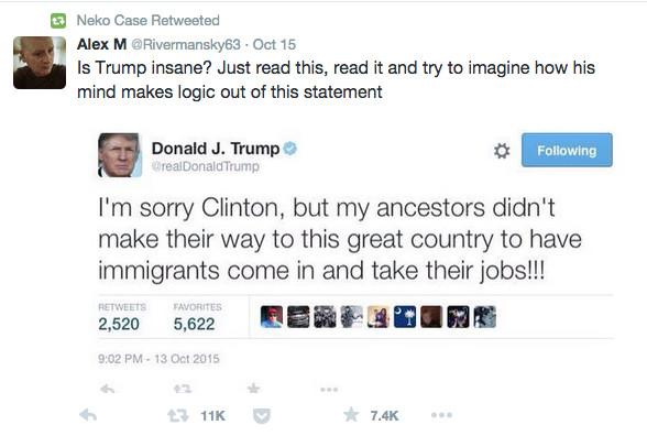 Trump-tweet Black My Black Lab My Trump-tweet Trump-tweet